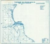 Township 10 N., Range 46 E., Asotin, Asotin County 1933